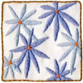 Wool & Hoop Crewel Embroidery Kits
